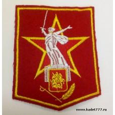 Шеврон Кадетский корпус памяти Героев Сталинградской битвы