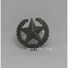 Петлицы и эмблемы сухопутных войск расцветки КМФ металлические