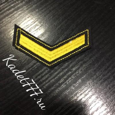 Курсовка для кадет на 1 курс на черном фоне