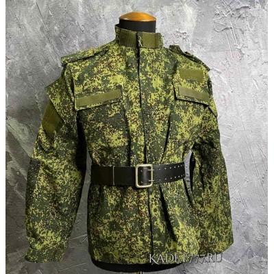 Куртка кадетская от ВКБО цифра ткани РИП-СТОП