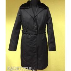 Пальто кадетское для девочек