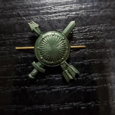 Камуфляжные петлицы из металла РВСН