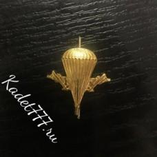 Эмблемы и петлицы золотые ВДВ