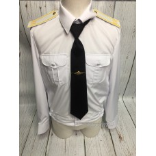 Рубашка белая кадетская