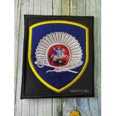 Шеврон повседневной кадетской формы ФСО на липучке