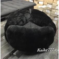 Кадетская шапка из овчины