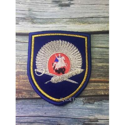 Шеврон кадетский вышивка ФСО.