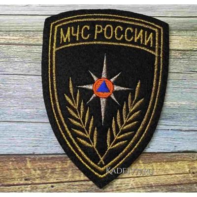 Большой шеврон для кадет МЧС РОССИЯ