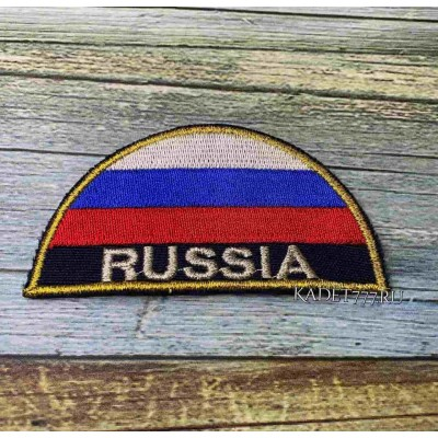 Шеврон нашивка для кадет МЧС RUSSIA