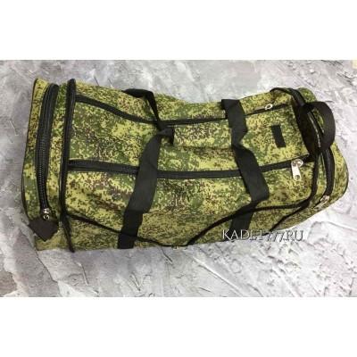 Средняя по размерам сумка для кадет кауфляжной расцветки